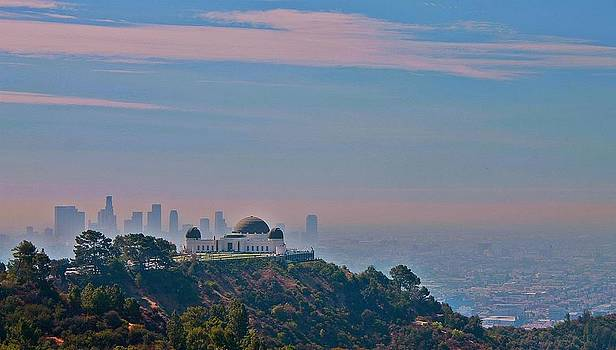 Downtown Los Angeles by Peter Kotzbach