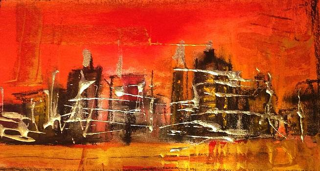 Downtown by Michelle Hynes