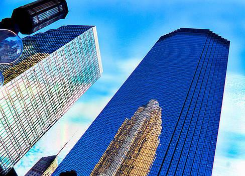 Downtown Minneapolis by Lonnie Paulson