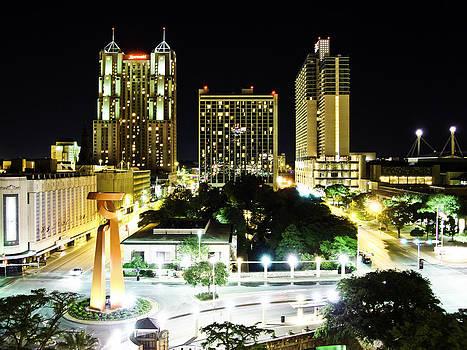 Downtown by Norchel Maye Camacho
