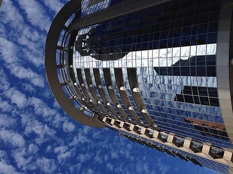 Downtown Orlando by Alyson Innes