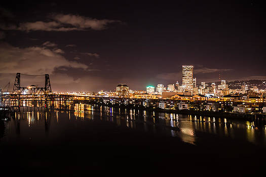 Downtown Portland by Jesse Wright