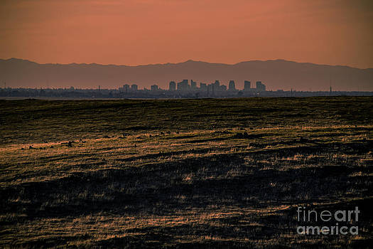 Downtown Sacramento Skyline by Dan Julien