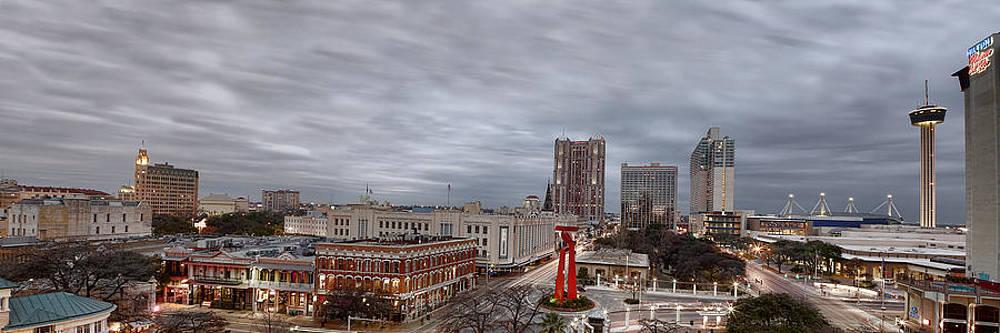 Downtown San Antonio by Jana Thompson
