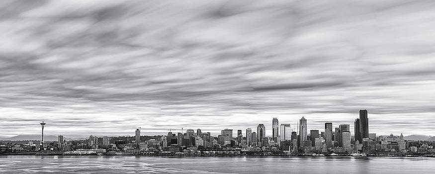 Downtown Seattle by Kyle Wasielewski