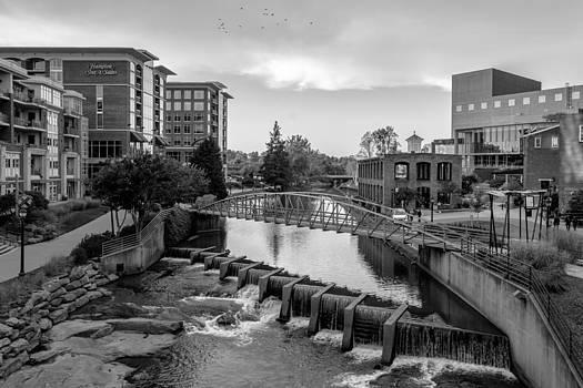 Downtown Village by Josh Blaha
