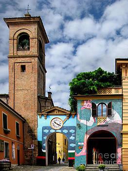 Dozza.Italy.City of Art by Jennie Breeze