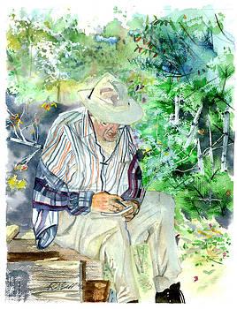 Dr Dunlea's Log by Randy Bell