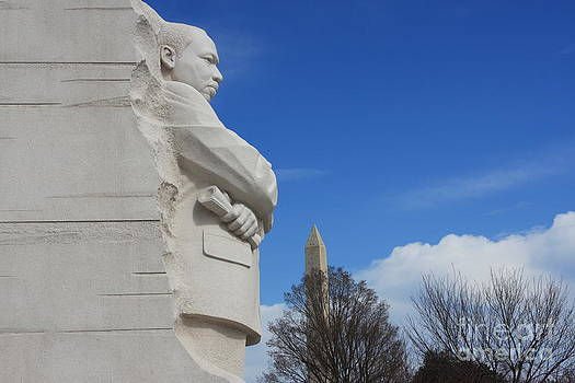 Dr. King by Andrew Romer