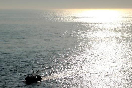 Dragging the Sea Behind by Deborah  Crew-Johnson