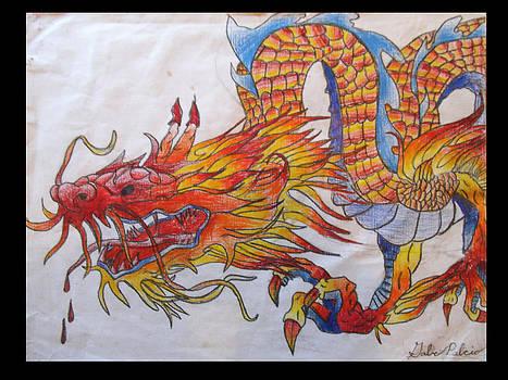 Dragon by Gabriel  Palcic