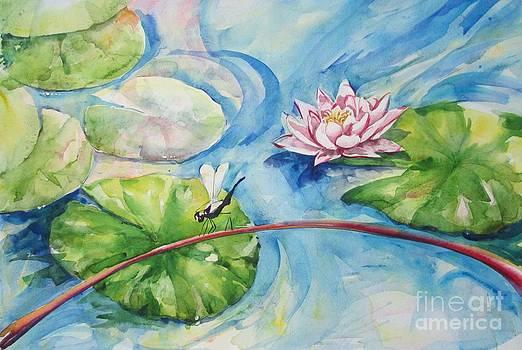 Dragonfly by Barbara Bullard