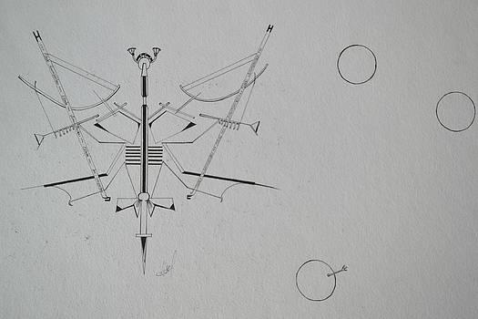 Dragonfly  by Ellada Amvrosiadou
