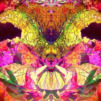 Dragonfly Goddess  by Karen Newell