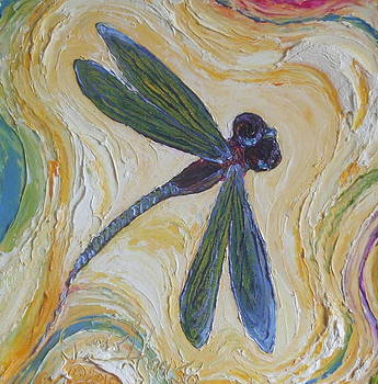 Dragonfly II by Paris Wyatt Llanso