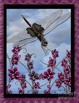 Dragonfly by Karen Sheltrown