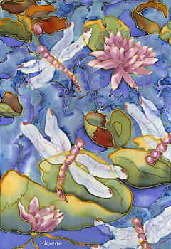 Dragonfly Medley by Artimis Alcyone