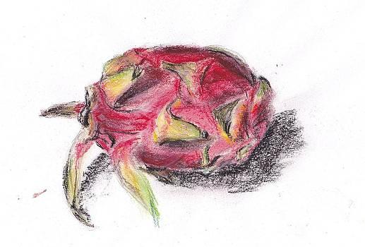 Dragonfruit by Saskia Ahlbrecht
