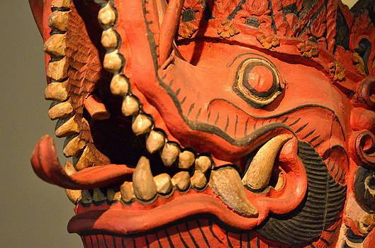 Dragon's tongue by Silvie Gunawan