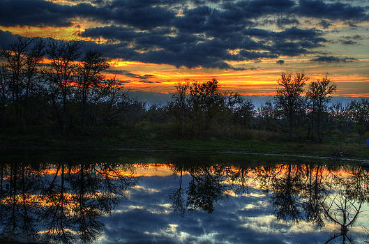 Dramatic Reflections by Kelly Kitchens