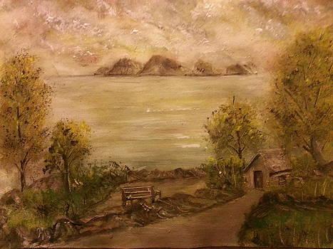 Dramatic Sky by Kam Abdul