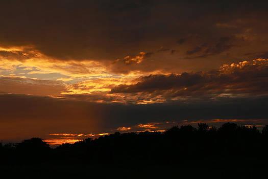 Scott Hovind - Dramatic Sunset