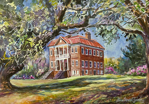 Drayton Hall by Alice Grimsley