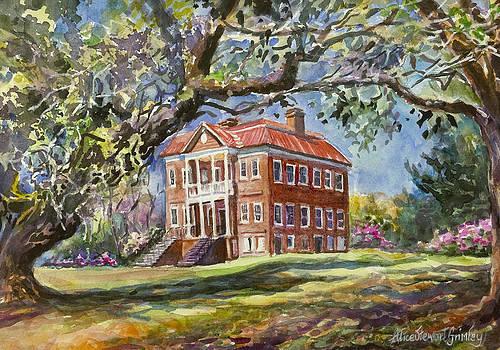 Drayton Hall by Alice Grimsley