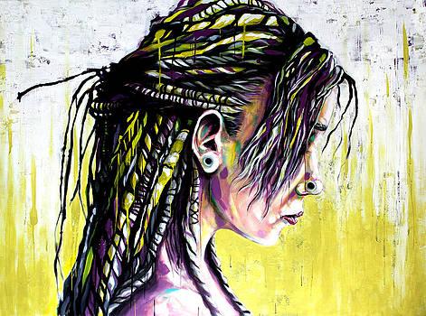 Dreads 2 by Jeremy Scott