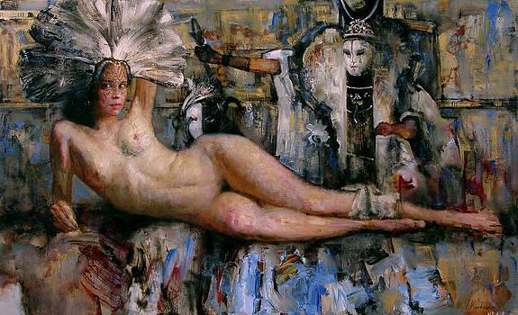 Dream at the Venetian night by Kartashov Andrey