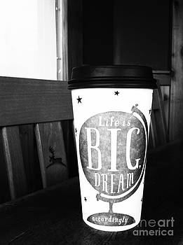Rachel Barrett - Dream Big in Black and White