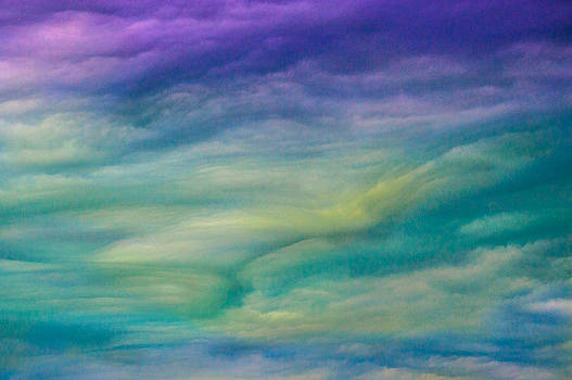 Dream Clouds by DeWaun Lacy