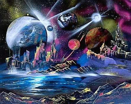 Dream by Evaldo Art