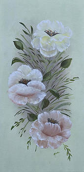 Dream Flowers by Gina Cordova