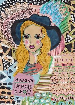 Dream Girl by Rosalina Bojadschijew