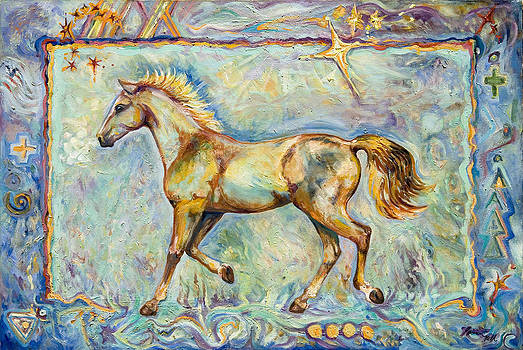 Dream Horse by Karen McKean