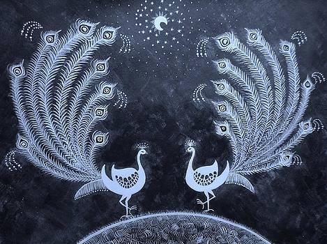 Dream land II by Anjali Vaidya