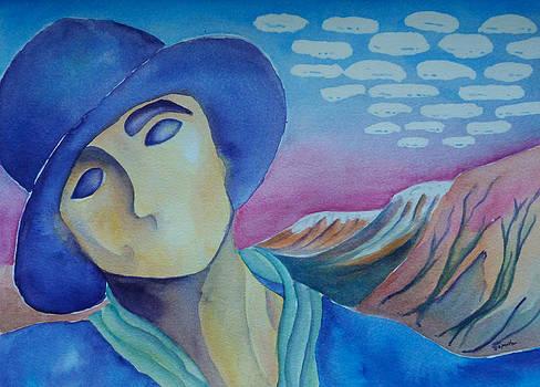Dream of Georgia O'Keeffe by Susan Porter