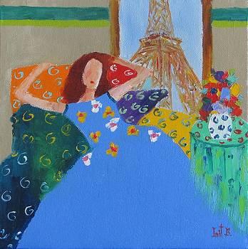 Dream Of Paris by Irit Bourla