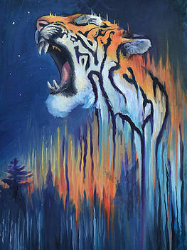 Dream Tiger by Melissa Peterson