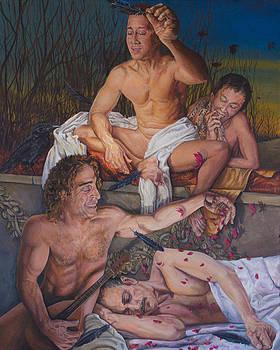 Dream Weaver by Tom  Acevedo
