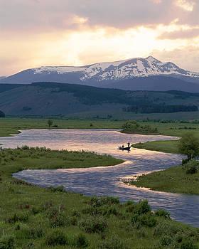 Scott Wheeler - Dreamboat - Big Hole River