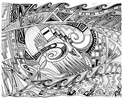 Dreaming In Hopi by Dalton James