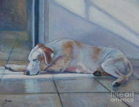 Dreaming by Jana Baker