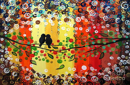 Dreaming by Mariana Stauffer