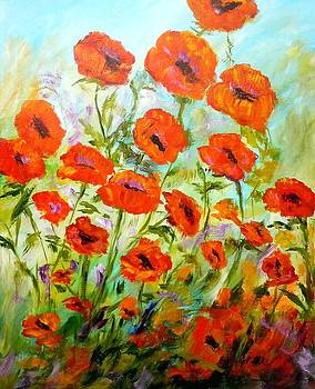 Dreaming of Poppies by Barbara Pirkle