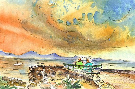 Miki De Goodaboom - Dreaming of Sailing in Lanzarote