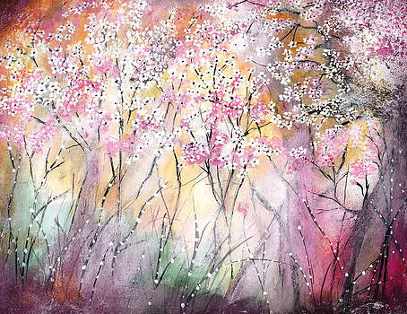 Dreaming of spring by Milenka Delic