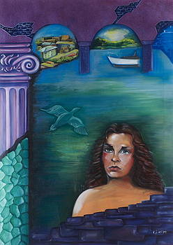 Dreams by Ljiljana Jensen