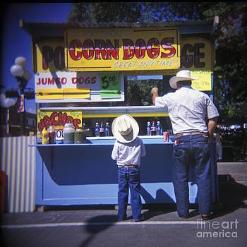 Matthew Lit - Dreams of Our Childhoods Santa Fe Plaza